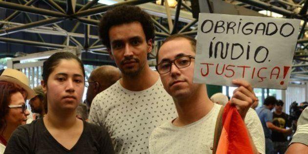 Luiz Carlos Ruas: estação do metrô de SP é 'rebatizada' com nome de ambulante