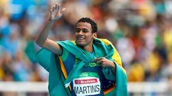 Daniel Martins bate recorde mundial e conquista 3º OURO do
