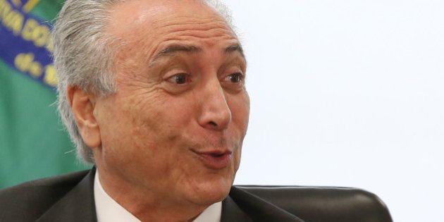 Temer reclama e ministro nega jornada de 12 horas: 'Seria voltar a