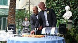 Viva o amor! Brasileiro é o primeiro não europeu a celebrar união gay na