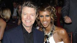 Iman sobre morte de David Bowie: 'Estou aguentando, estou