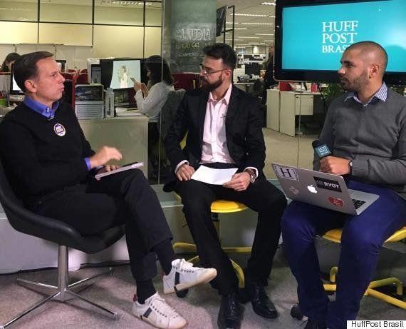 Corujão da Saúde 'é emergencial e por apenas um ano', diz João Doria sobre uso da rede privada na