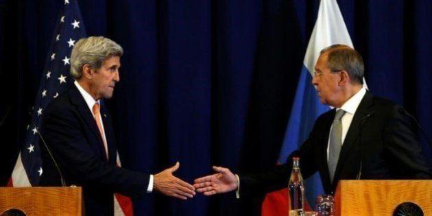 EUA e Rússia chegam a acordo de cooperação para a