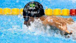 Impressionante! Daniel Dias leva o bronze, e alcança sua 18ª medalha em