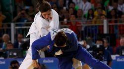 Alana deu SHOW! Muito aplaudida, judoca conquista medalha de