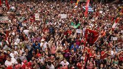 'Fora Temer' ocupa as ruas de São Paulo, e PM detém 3