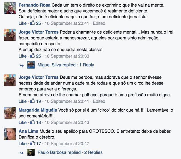 Jornalista português choca internet ao criticar Jogos Paralímpicos: 'Espetáculo grotesco, um número de