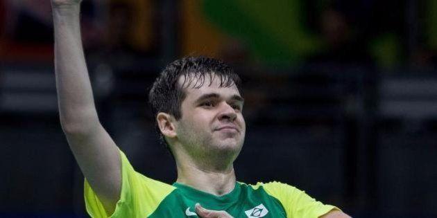 É prata! Israel Stroh conquista medalha inédita no individual de tênis de