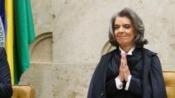 Cármen Lúcia defende que Brasil seja 'Pátria mãe gentil para todos e não apenas para