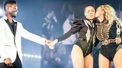 Rainha, né, mores? Beyoncé interrompe show para que bailarina seja pedida em