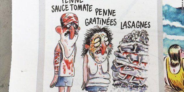Charlie Hebdo pode enfrentar processo na Justiça após sátira de terremoto em