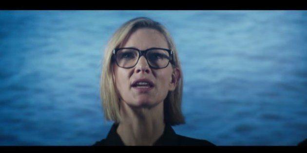Cate Blanchett e outras celebridades fazem leitura de poema em prol dos refugiados