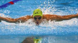 Dobradinha do Brasil! Pódio da natação garante mais duas medalhas na