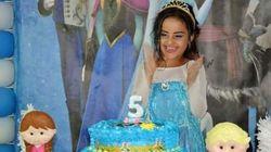 Internet se mobiliza para dar 1ª festa de aniversário para garotinha de 5