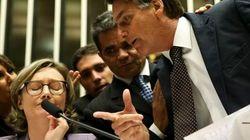ASSISTA: Bolsonaro intimida deputada e gera tumulto em comissão sobre violência contra
