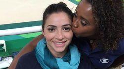 Lais Souza sonha em voltar ao esporte. E essa chance pode estar na