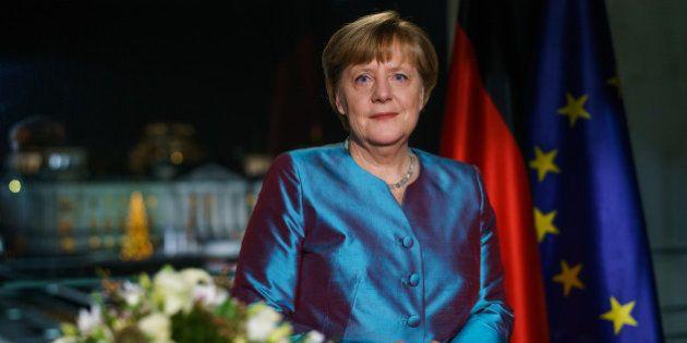BERLIN, GERMANY - DECEMBER 30: (EMBARGOED FOR PUBLICATION UNTIL 00:00 CET ON DECEMBER 31, 2016) German...
