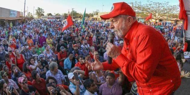 Denunciado na Lava Jato, Lula nega irregularidades e se compara a Juscelino