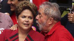'Querem implodir candidatura dele em 2018', diz Dilma sobre Lula