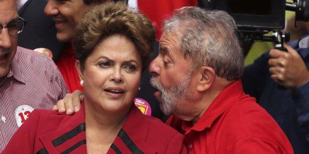 Dilma reage à denúncia contra Lula: 'Querem implodir candidatura dele em