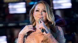 Mariah Carey erra em show de Ano Novo e rende os primeiros memes de