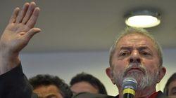 'Provem uma corrupção minha que irei a pé até a delegacia', diz Lula após