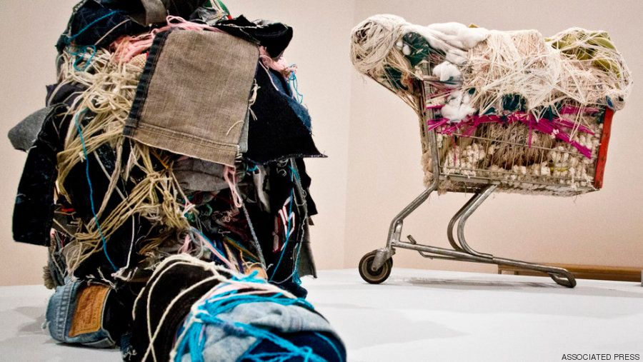 A linda história de Judith Scott, artista com síndrome de Down que nunca falou uma