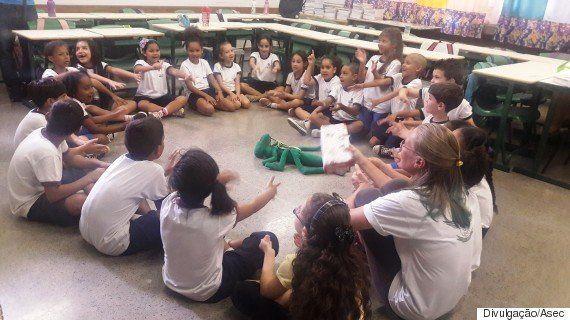 Como escolas brasileiras estão ajudando crianças a lidar com as