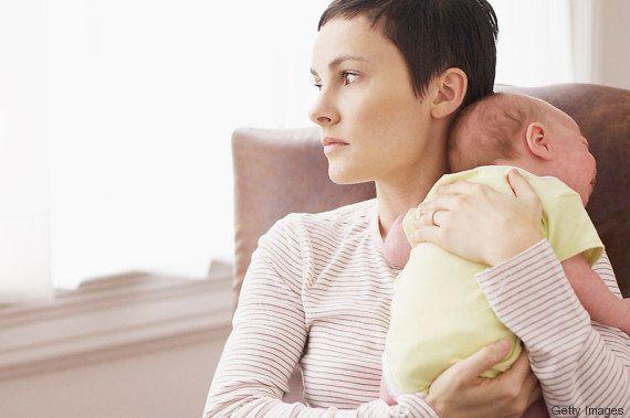 Uma mãe compartilha sua jornada com depressão pós-parto: 'É melhor se abrir sobre