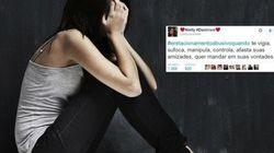 #ÉRelacionamentoAbusivoQuando: Esta hashtag é a prova de que você não está
