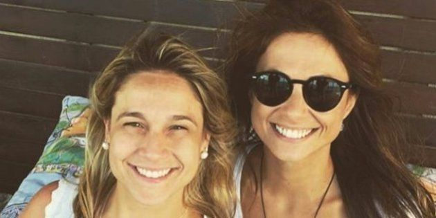 A mensagem de Ano-Novo de Fernanda Gentil: 'Em 2017, amem. Sem cor, raça ou