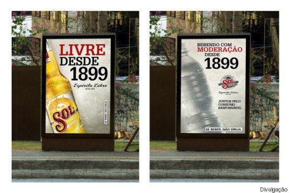 Heineken troca cerveja por água em peças publicitárias para celebrar Dia do Consumo
