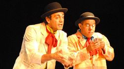5 vídeos para lembrar Domingos Montagner pelo riso, circo e