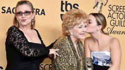 Filha de Carrie Fisher e neta de Debbie Reynolds agradece apoio: 'Significa o mundo para