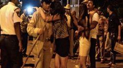 Índia tem abuso sexual em massa no ano novo e a culpa 'é das