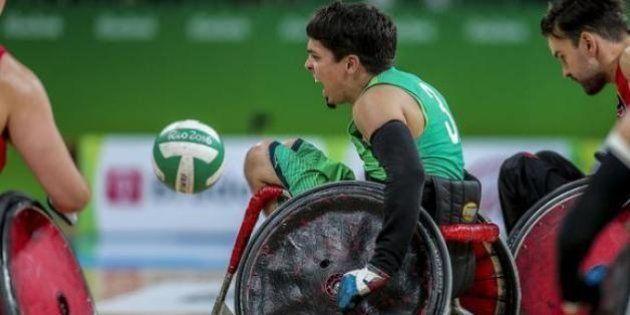 Atletas paralímpicos rejeitam rótulo de super-humanos e de exemplos de