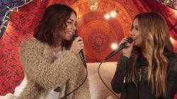 Ashley Tisdale e Vanessa Hudgens finalmente fizeram um dueto. E ficou