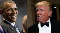 Despedida de Obama vai 'bombar' de celebridades. Já Trump, não terá a mesma