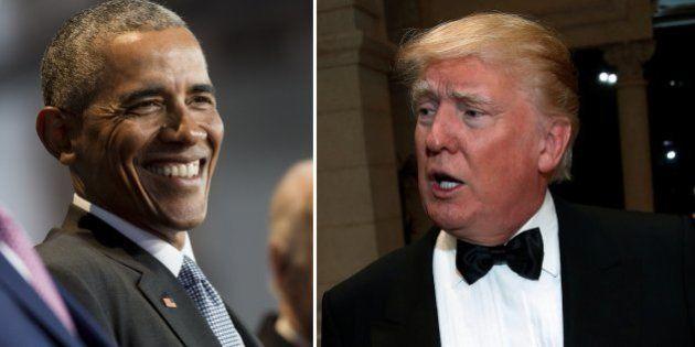 Festa de despedida de Obama vai 'bombar' de celebridades. Já Trump, não terá a mesma