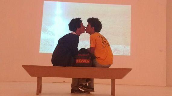 Estudantes iniciam campanha contra Homofobia no Colégio Técnico da