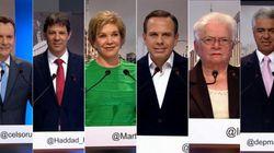Debate entre candidatos de SP vira palco para defesa de Lula, Temer e