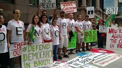 Recebido com protesto em NY, Temer vai evitar discurso sobre 'golpe' na
