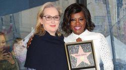 A estrela de Viola Davis na Calçada da Fama é prova de que 2017 será