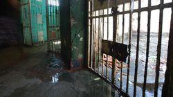 Por trás dos muros da cadeia, uma rotina