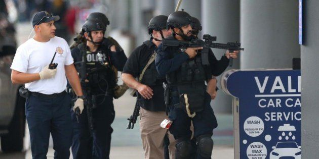 Authorities said multiple people have died after a lone suspect opened fire at the Ft. Lauderdale-Hollywood...