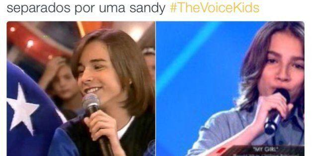 Memes, fofura e muito talento marcam 1º episódio de nova temporada do The Voice