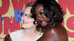 Aqui está a declaração de amor que Viola Davis fez para Meryl Streep no Globo de