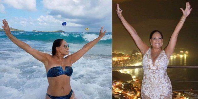 As lições de empoderamento e autoestima de Susana Vieira para a revista