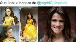 Nem Emma, nem Justin: A boneca da 'Bela' é mesmo a cara da Ingrid