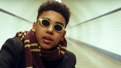A saga Harry Potter virou um rap de peso nas mãos deste belga de 16